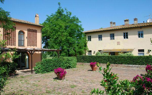 Apartment Cabbiavoli Farmhouse in affitto a Castelfiorentino