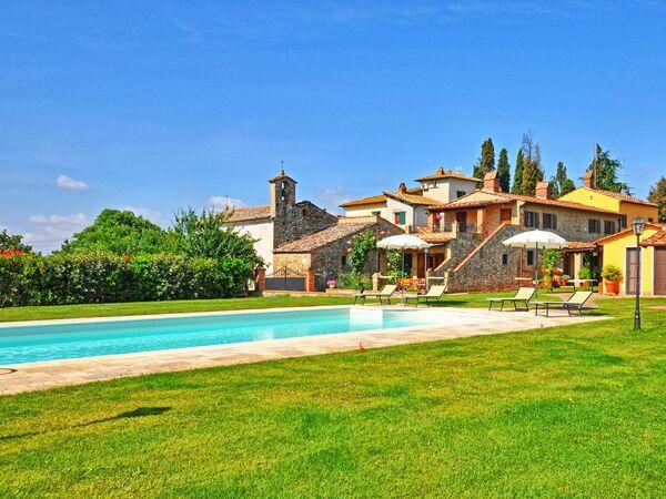 Frosini, Apartment for rent in Arezzo, Tuscany