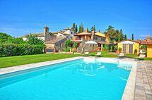 Villa Frosini, Тоскана, Ареццо
