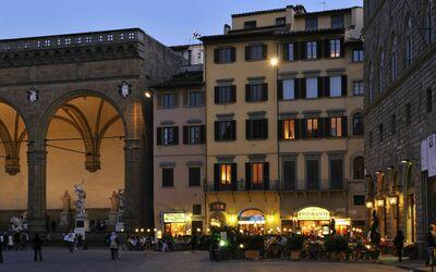 Piazza Della Signoria: Esterno