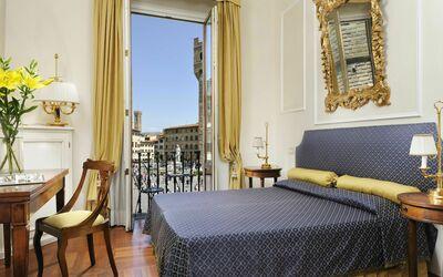 Vista Su Piazza Della Signoria: Room
