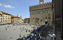 Piazza Della Signoria, Тоскана, Флоренция