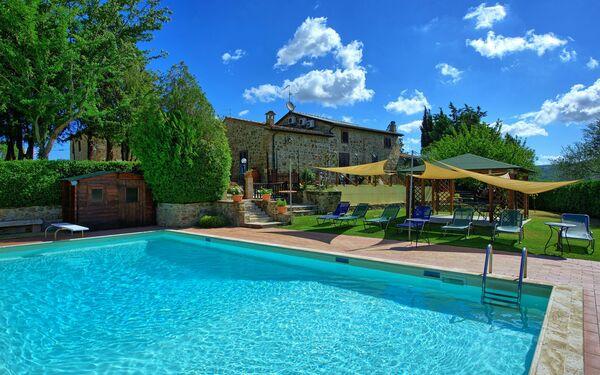 Cerretalta, Тоскана, San Quirico D'orcia