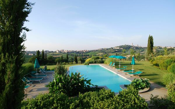 Agriturismo Raccianello, Apartment for rent in San Gimignano, Tuscany