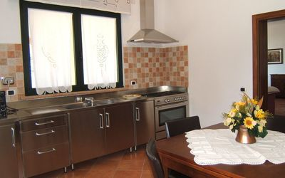 Villa Giulia Follonica: kitchen