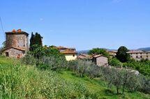 Borgovallesanta, Country House for rent in Duddova, Tuscany