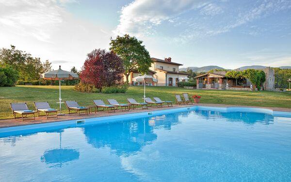 Villa Villa Sant' Angelo in  Poppi -Toskana