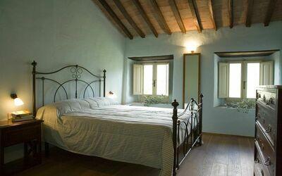 Apt Il Castagno: Bedroom 1 in Castagno