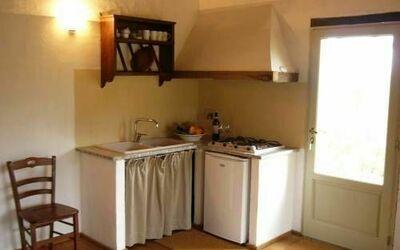 Apt La Quercia: Quercia kitchen