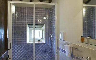 Apt La Civetta: Civetta bathroom
