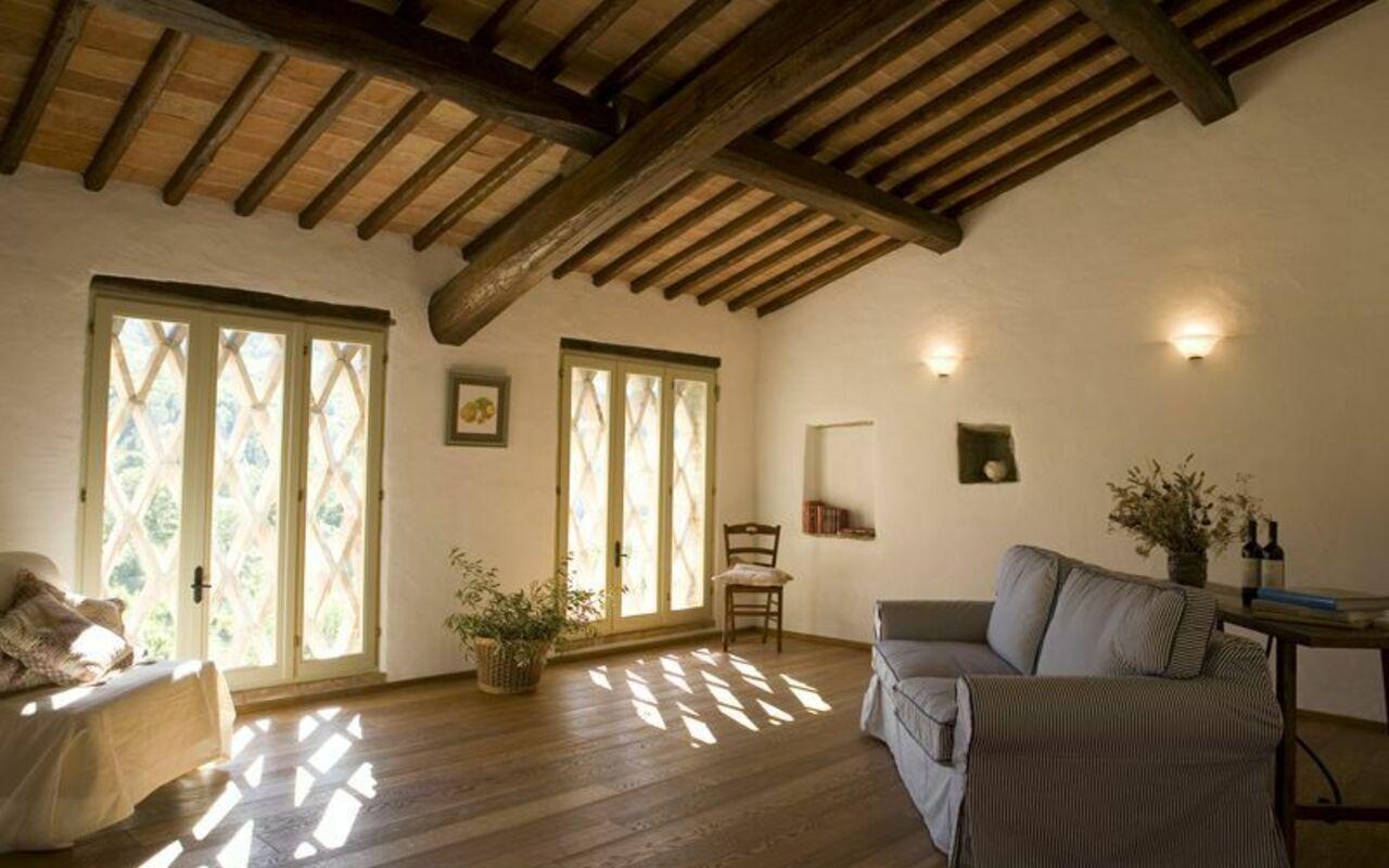 Quercia living room