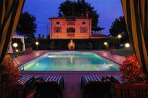 Villa Portoverde, Villa for rent in Foiano Della Chiana, Tuscany