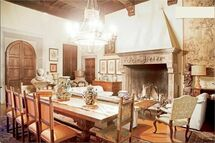 Villa Saladini, Villa for rent in Impruneta, Tuscany