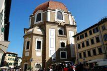 Toskánsko, Florencie, Cappelle Medicee