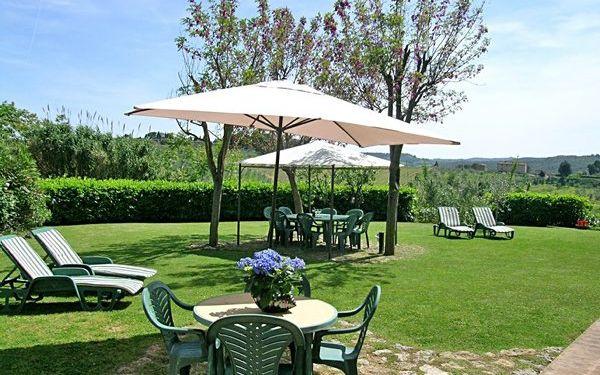 Apartment Podere Degli Olivi in  San Gimignano -Toskana