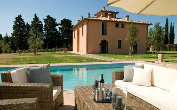 Villa Montelopio, Villa for rent in Peccioli, Tuscany