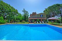 Villa Villa Silvia in  San Giustino Valdarno -Toskana