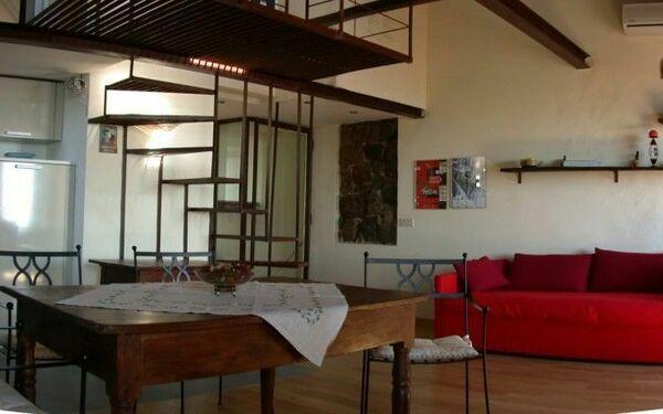 Appartamento Vacanze Diletta in affitto a Radicofani