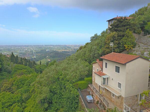 Toskánsko, Monteggiori, Casa Fabrizia