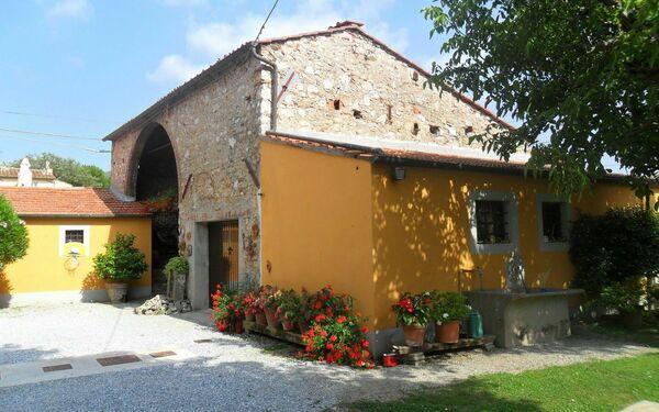 Toskánsko, San Giuliano Terme, Il Balestruccio