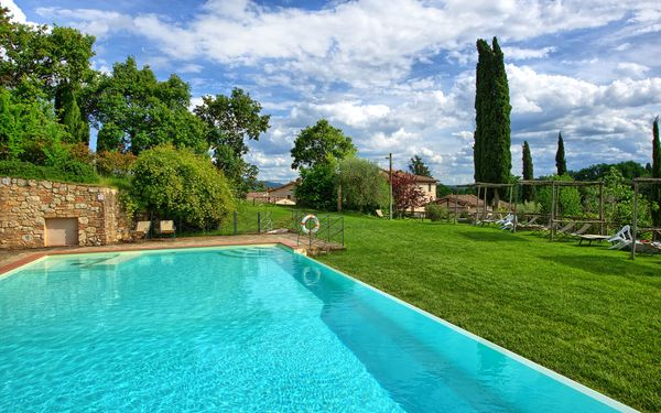 Le Fonti, Apartment for rent in Grassina, Tuscany