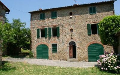Il Casale, Country House for rent in Pescia, Tuscany