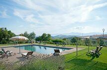 Villa Danilo, Villa for rent in San Casciano Dei Bagni, Tuscany