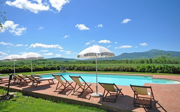 Pienza, Apartment for rent in Monticchiello, Tuscany