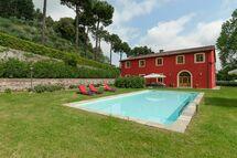 Villa Felice, Тоскана, Vorno