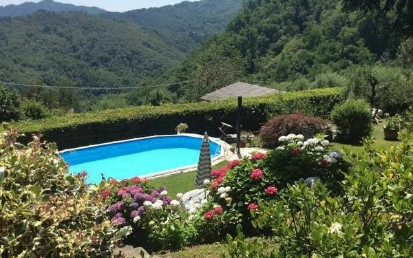 Il Nido, Holiday Apartment for rent in Pescaglia, Tuscany