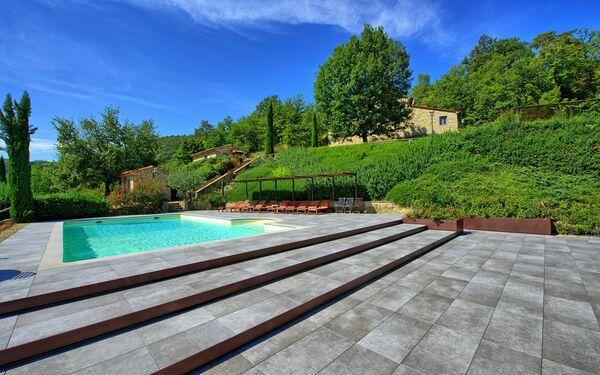 Villa Villa Casentino in  Capolona -Toskana