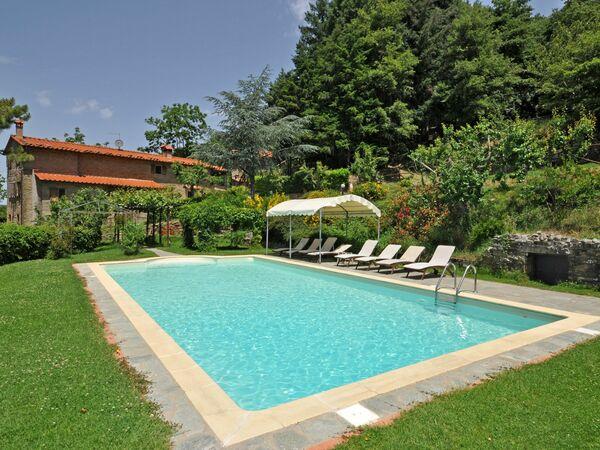 Villa Villa Dame in  Cortona -Toskana