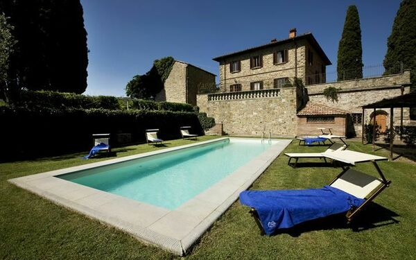 Villa Cerchi, Villa for rent in Pontassieve, Tuscany