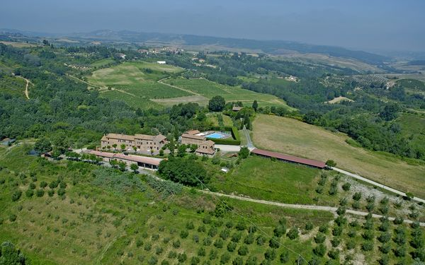 Gloriana, Apartment for rent in Montaione, Tuscany