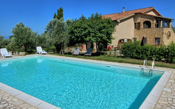 Guardistallo, Villa for rent in Casale Marittimo, Tuscany