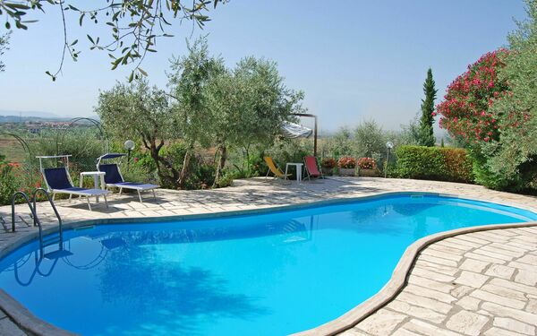 Aloe, Apartment for rent in Fiano Romano, Latium