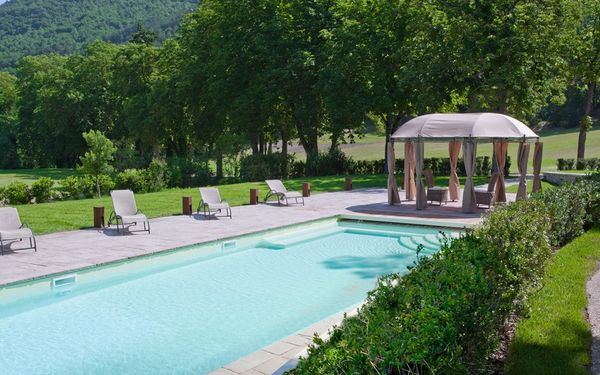 Villa Gubbio, Villa for rent in Gubbio, Umbria
