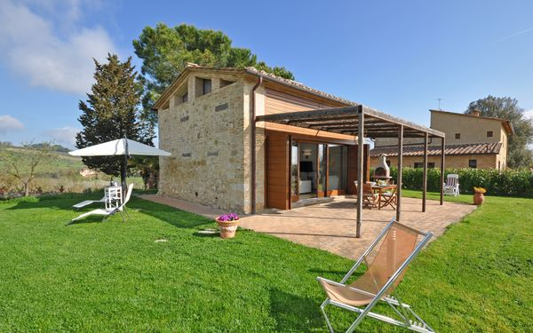 Capannino, Villa for rent in Ponte a Bozzone, Tuscany
