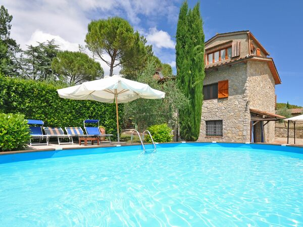 San Sano, Villa for rent in San Sano, Tuscany