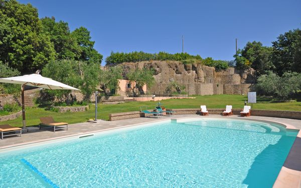 Pitigliano, Apartment for rent in Sovana, Tuscany