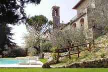 Giovanna Vacanze, Тоскана, Castel San Gimignano