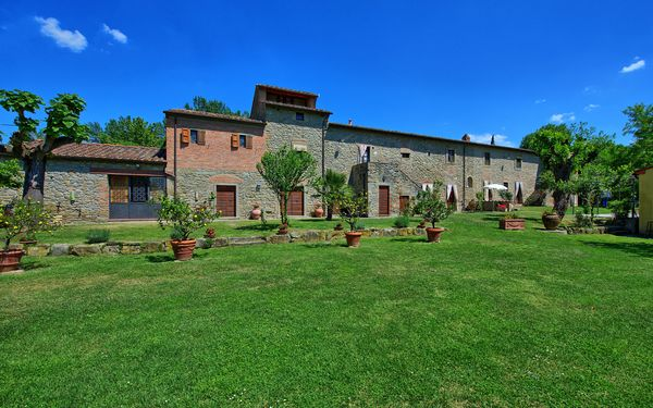 Il Gelso Di Mario, Apartment for rent in Cortona, Tuscany