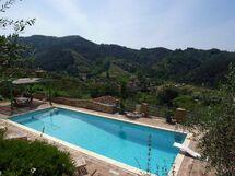 Casa Vacanze Villa Rustica in affitto a Pieve a Elici