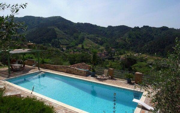 Ferienhaus Villa Rustica in  Pieve a Elici -Toskana