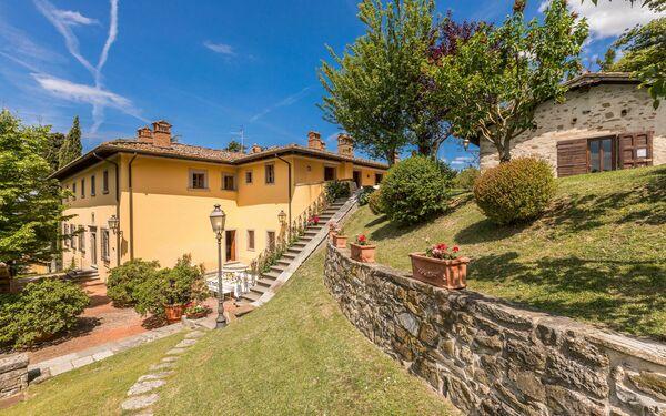 Villa Villa Londa in affitto a Londa