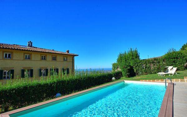 Villa Camaiore, Villa for rent in Camaiore, Tuscany