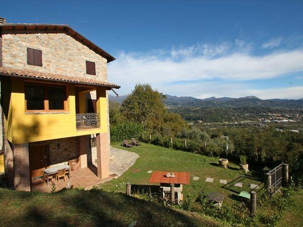 Toskánsko, Gallicano, Casa Riccardo 8