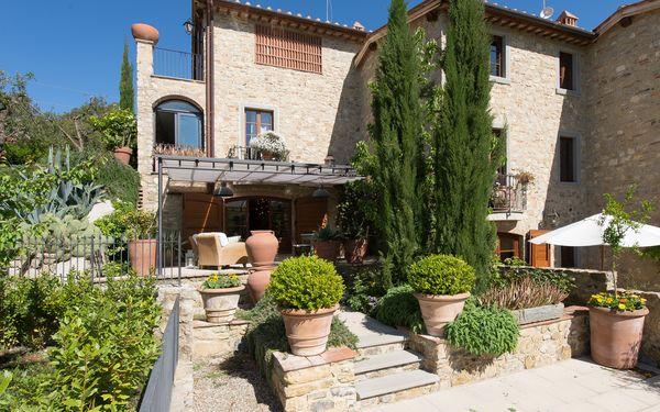 Villa Nova, Тоскана, Villa a Sesta
