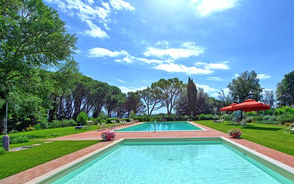 Villa Lorenza, Villa for rent in Palaia, Tuscany