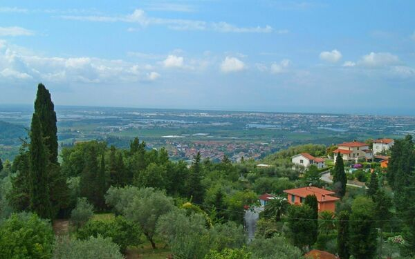 Panoramico, Holiday Apartment for rent in Corsanico-bargecchia, Tuscany